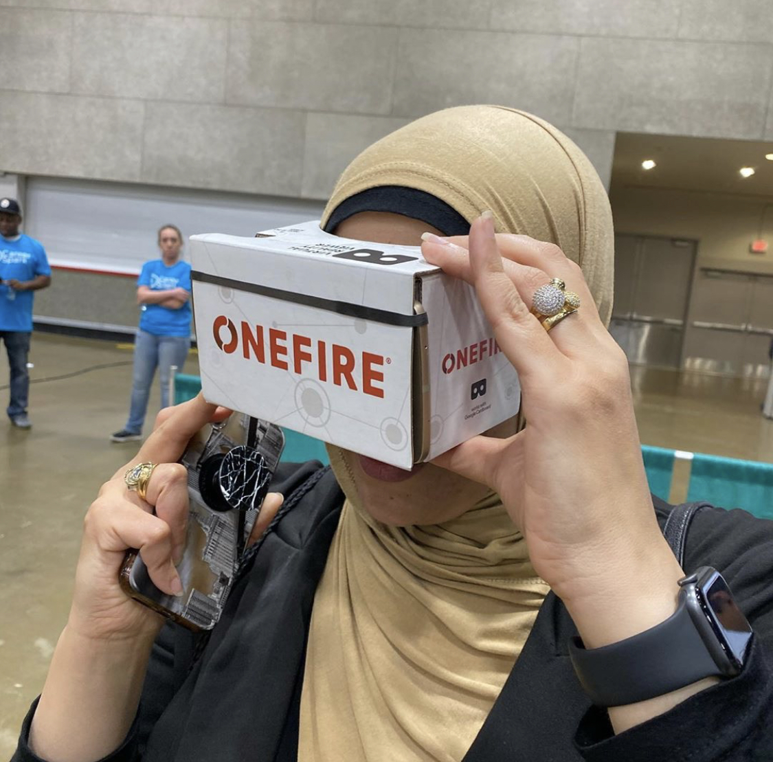 ONEFIRE VR Viewer